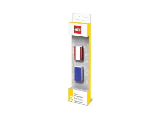 Zestaw 2 temperówek LEGO
