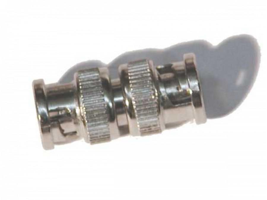 Łącznik BNC wtyk-wtyk podwójny