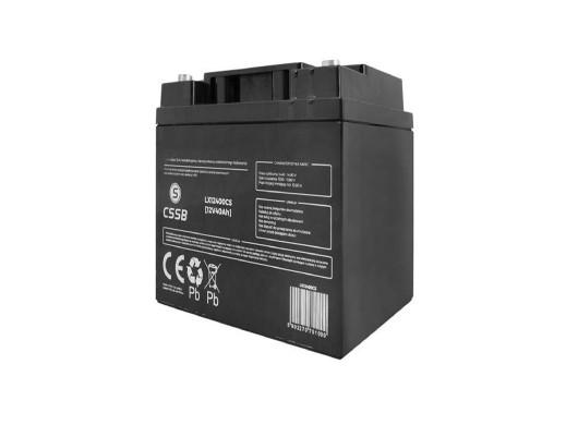 Akumulator żelowy LX12400...