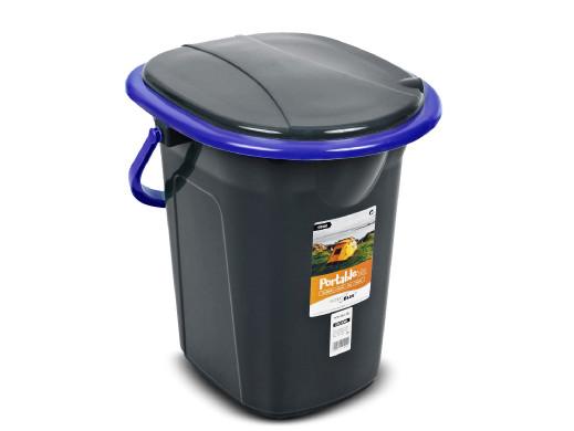 Toaleta turystyczna GreenBlue GB320BB czarno-granatowa