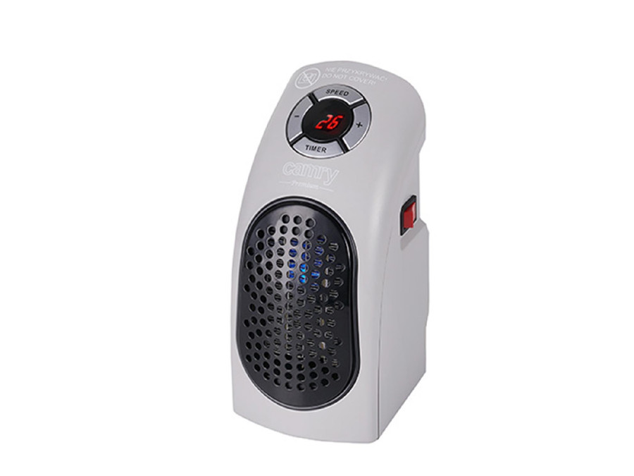 Termowentylator z timerem i LCD Camry Easy Heater CR 7715