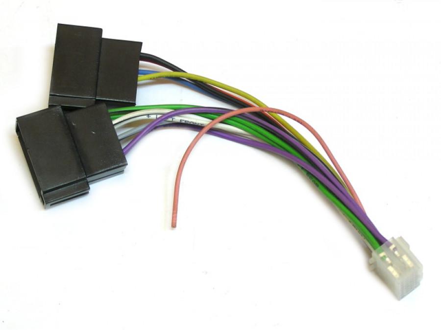 Złącze samochodowe PANASONIC CQ-FX35/55/75/95-ISO