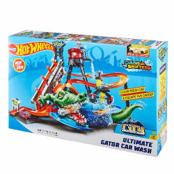 Zestaw Hot Wheels City Mega...