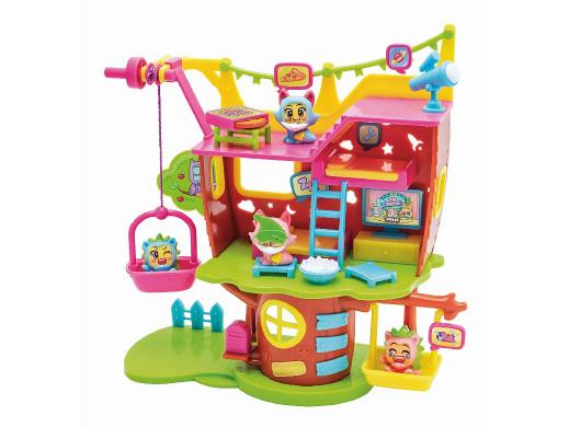 Zestaw MojiPops Playset Tree House