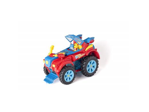 Zestaw SuperZings Hero Truck Monster Roller