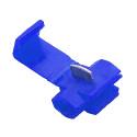 Szybkozłącze samochodowe niebieskie do przekroju 1,0-2,5mm2