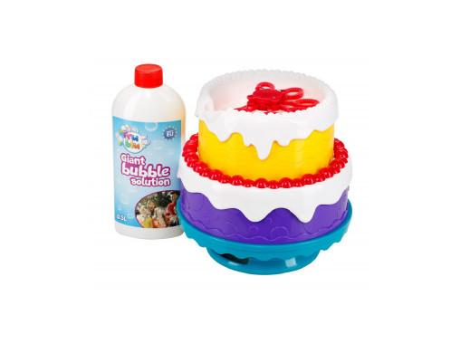 Bańkowy tort Fru Blu