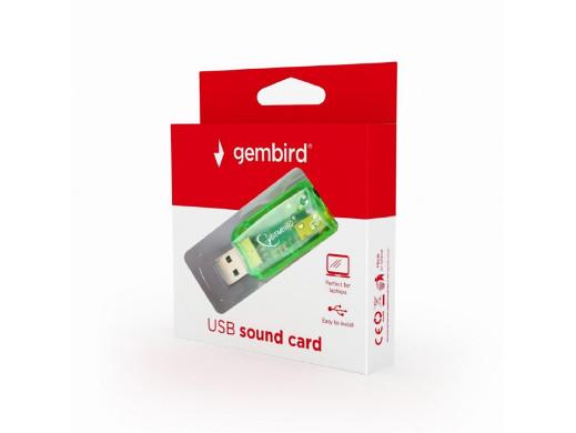 Karta dźwiękowa USB SC-USB-01 Gembird