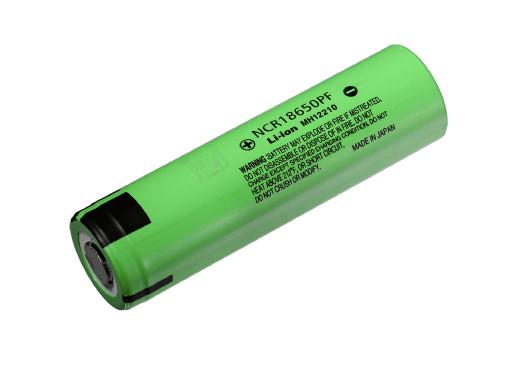Akumulator 18650 NCR18650PF 2900mAh 3,7V Panasonic