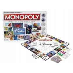 Gra planszowa Hasbro Monopoly Disney PL C2116