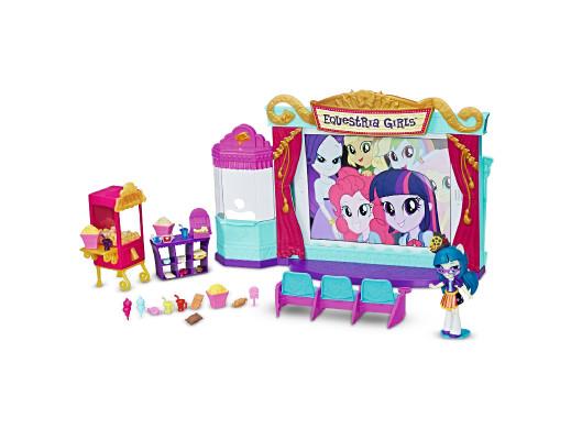 Zestaw kinowy Hasbro My Little Pony Minis C0409