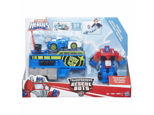Zestaw Hasbro Transformers Rescue Bots Optime B5584