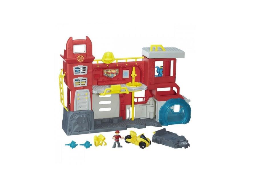 Zestaw Transformers Rescue Bots Straż pożarna B5210