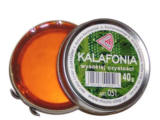 Kalafonia 35/40g  wysokiej...