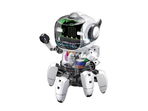 Zestaw do budowy robota...