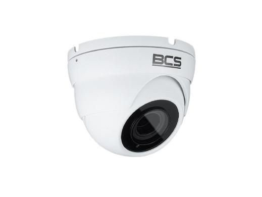 Kamera kopułowa BCS-DMQE2200IR3  HDCVI / AHD / HDTVI CVBS 2.0 MPX biała
