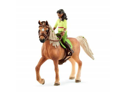 Zestaw Schleich Horse Club Sarah i Mystery 42517