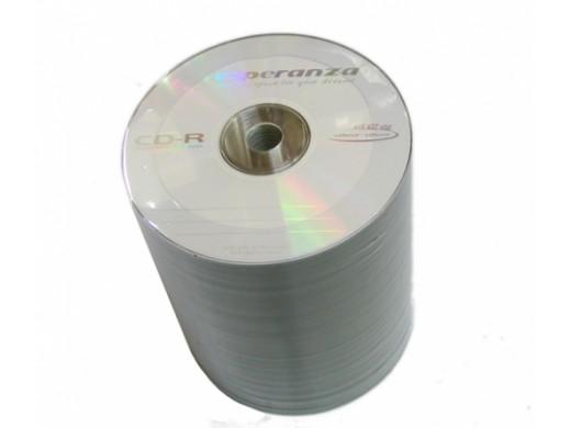 Płyta CD-R ESPERANZA 700MB/80min bez opakowania