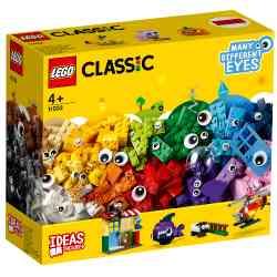 Klocki LEGO Classic Klocki Buźki 11003