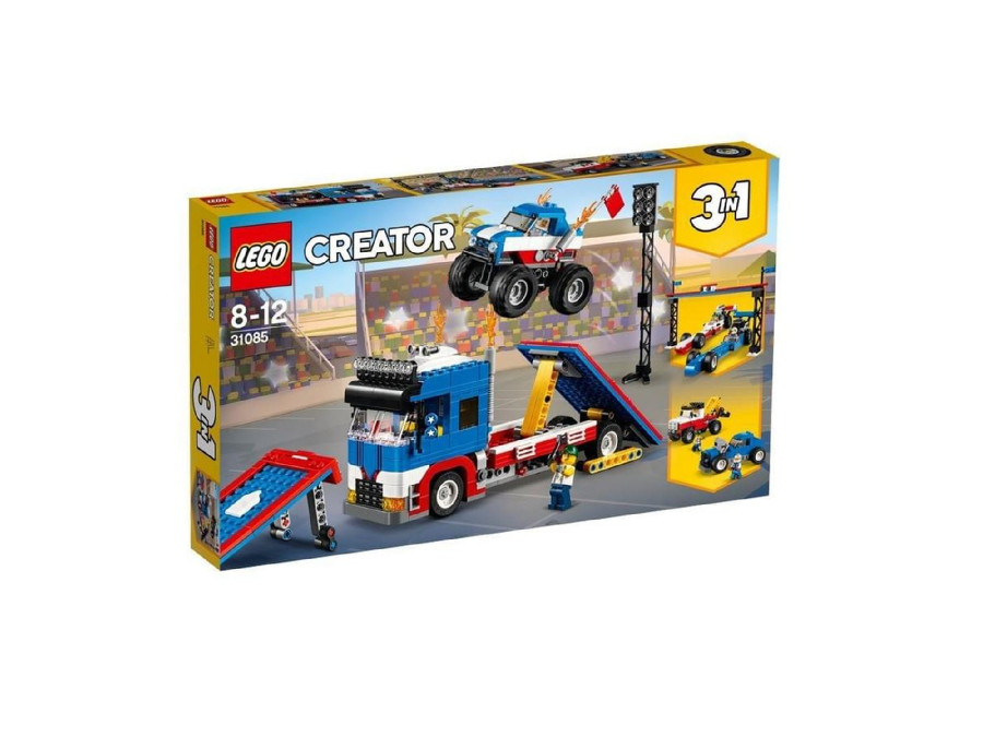 Klocki LEGO Creator Pokaz Kaskaderski 31085