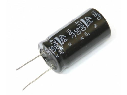 Kondensator elektrolityczny 4700uF 50V 105C