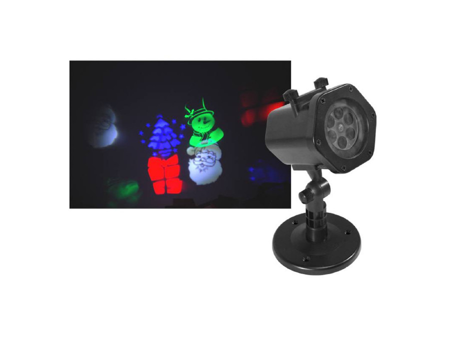 Projektor ogrodowy laserowy LTC BN102