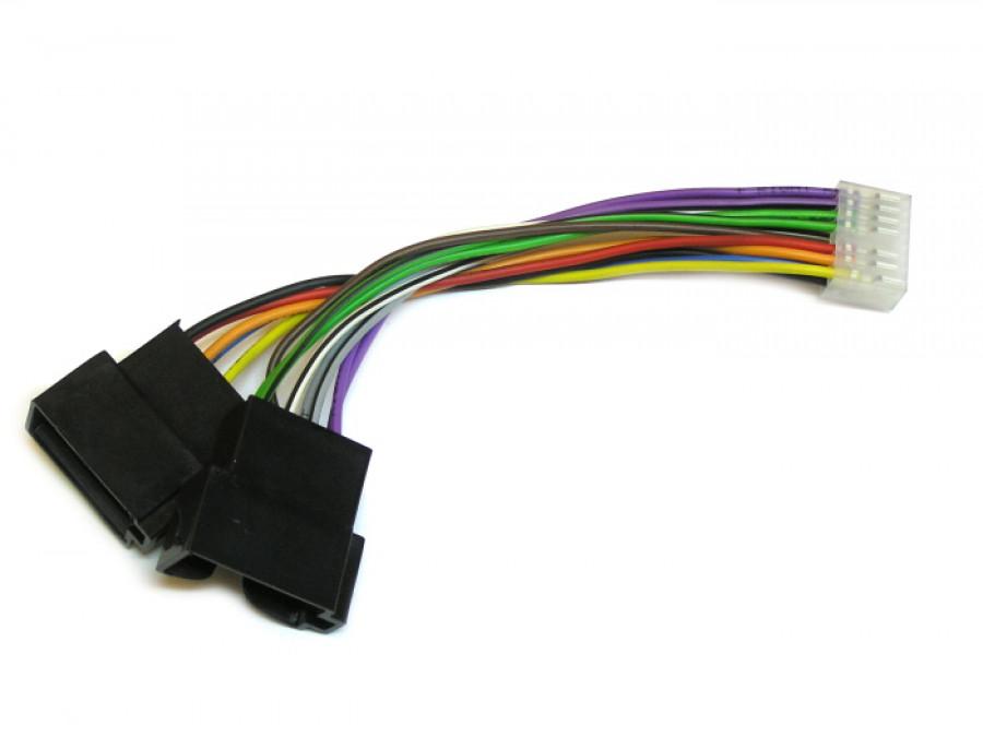 Złącze samochodowe PIONEER KEH-P7400 ISO