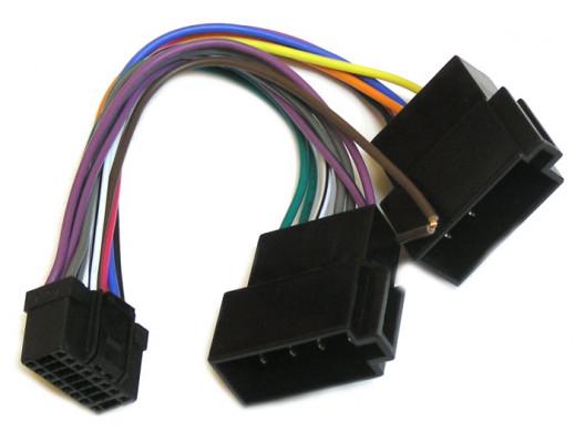 Złącze samochodowe Pioneer DEH-P545 ISO