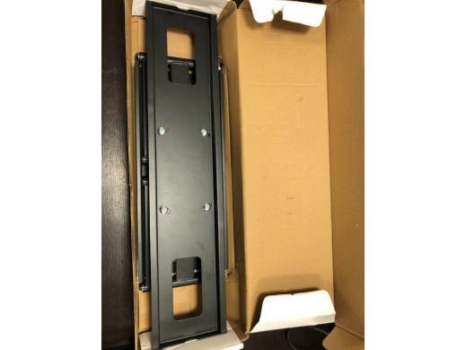 """Uchwyt do telewizora 32-85"""" Maclean MC-564 B czarny do75kg max vesa 600x400 POSERWISOWY Produkt sprawny, delikatne ślady montażu"""