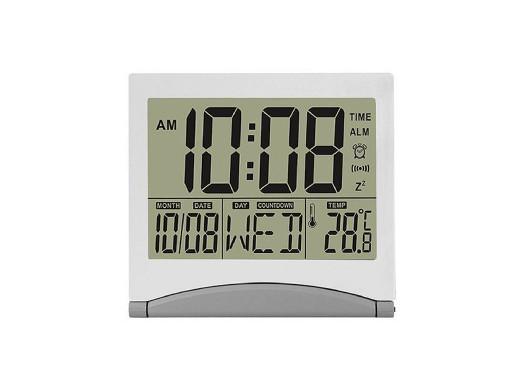 Cyfrowy zegar z wbudowanym termometrem