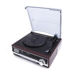 Gramofon z radiem i...