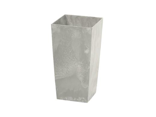 Doniczka Urbi Square Effect DURS125E beton