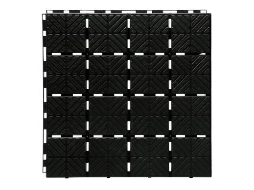 Kratka chodnikowa 1,5m2 Easy Square IES40 czarna