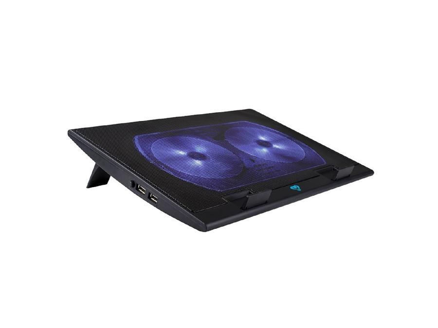 """Podkładka chłodząca pod laptopy 15,6-17"""" Media-Tech MT2659"""