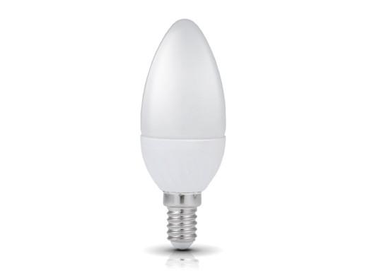 Żarówka LED E14 6W 470lm 6000k zimny biały Kobi