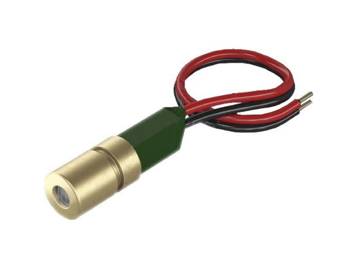 Laser 3V moc: 10mW 650nm czerwony Wymiary: Długość: 17 mm Średnica: 6mm