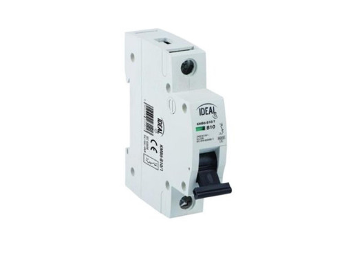Wyłącznik nadprądowy KMB6-B10/1 10A Ideal