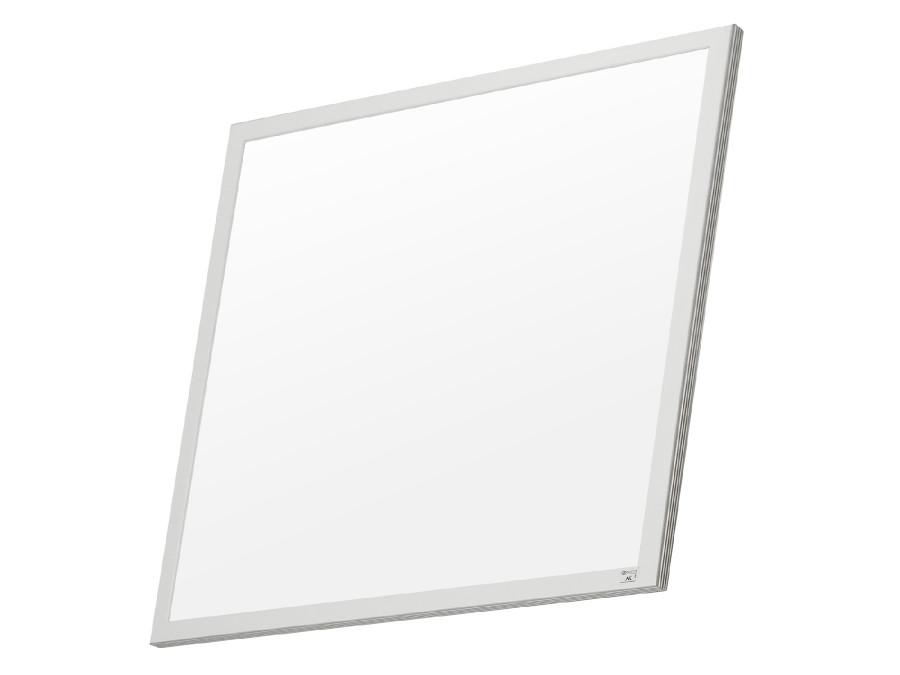 Panel LED sufitowy slim 40W, 3200lm Warm White (3000K) Maclean Energy  MCE540 WW 595x595x8mm raster, funkcja FLICKER-FREE