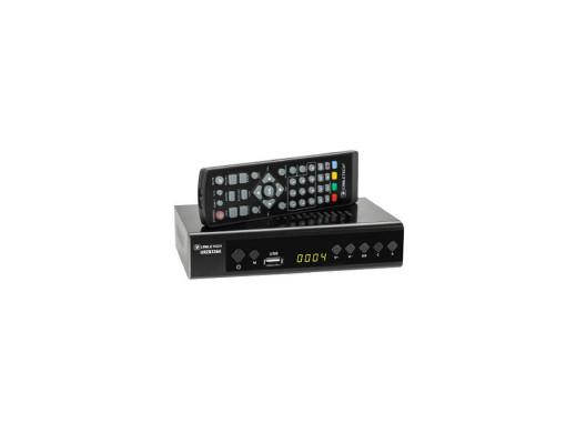 Tuner cyfrowy DVB-T2 H.265...
