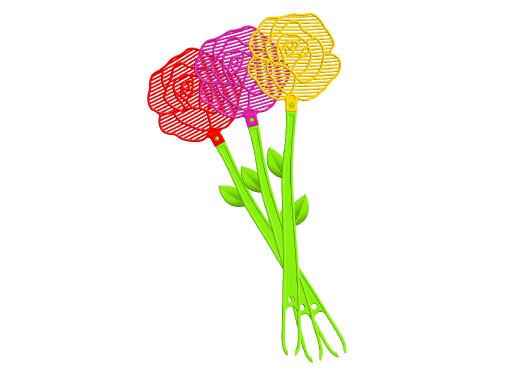 Packa na muchy Bros kwiatek...