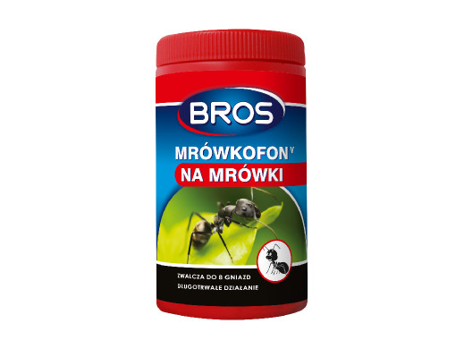 Środek na mrówki Bros Mrówkofon 250g