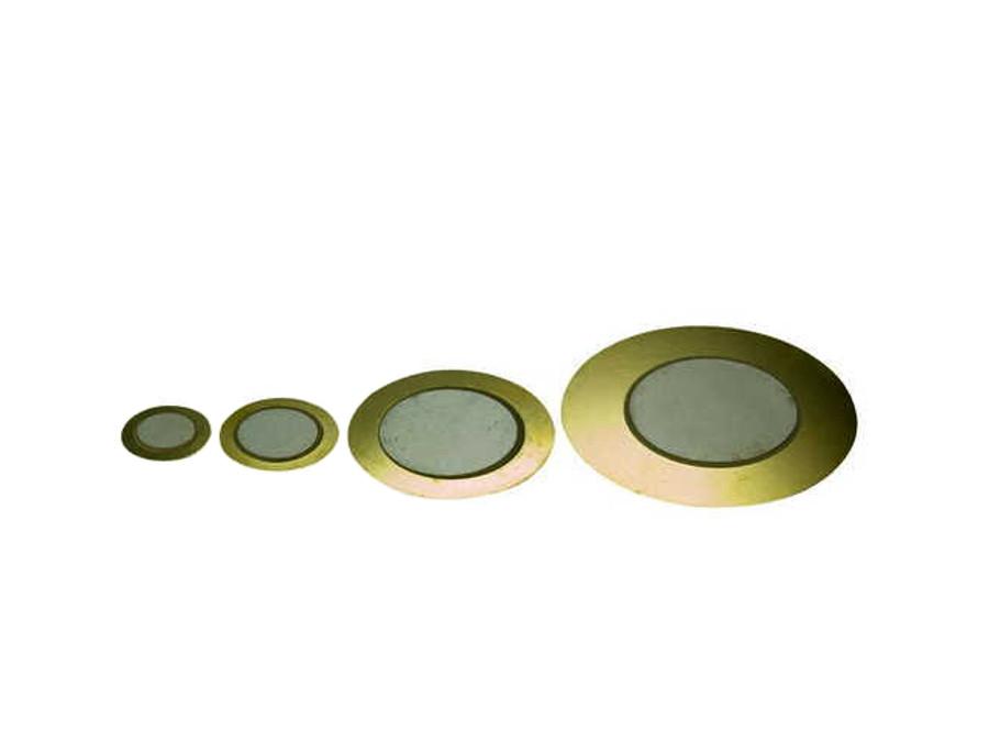 Buzzer 35mm blaszka piezoelektryczny 3,3kHz