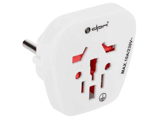 Adapter AC podróżny Europa PF01N DPM