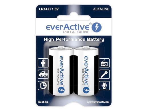 LR14 2BL everActive Pro Alkaline