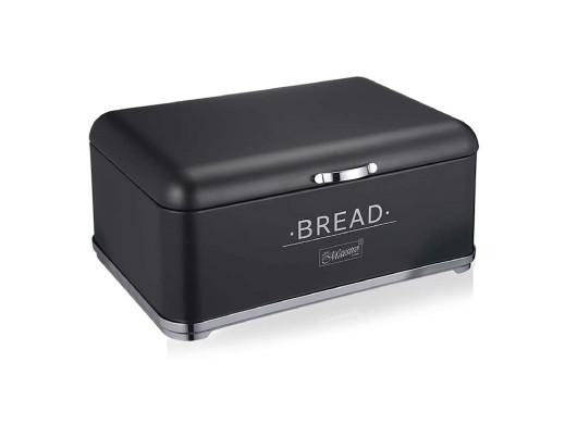 Pojemnik na pieczywo chlebak Maestro 1677-AR czarny