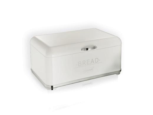 Pojemnik na pieczywo chlebak Maestro 1677-AR biały