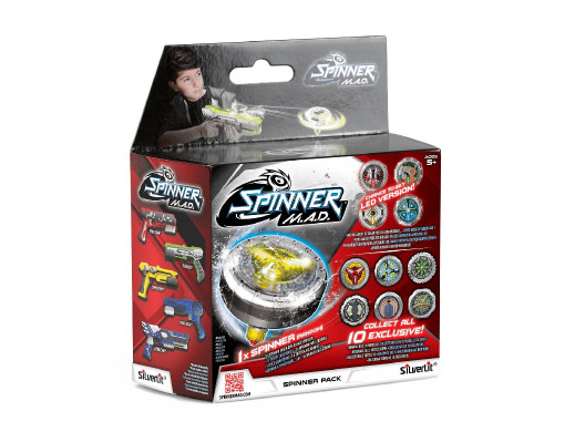 Spinner do wyrzutni Spinner MAD mix