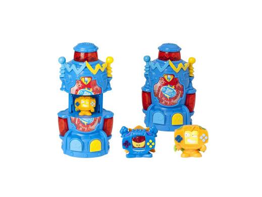 Zestaw 2 figurek z maszyną SuperZings Kazoom Machine mix