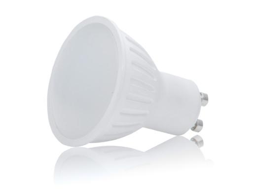 Żarówka LED GU10 7W 540lm 3000k ciepły biały Kobi