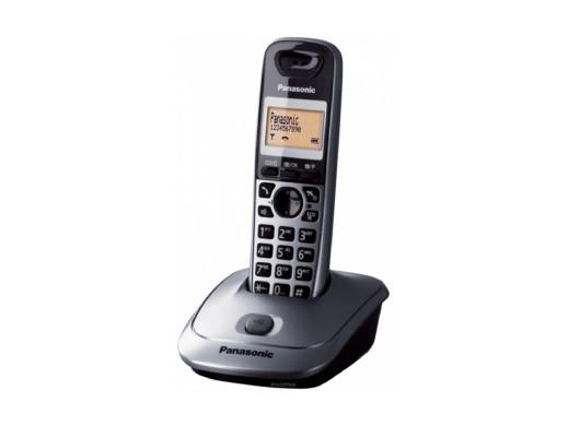 Telefon bezprzewodowy KX-TG2511 szary Panasonic